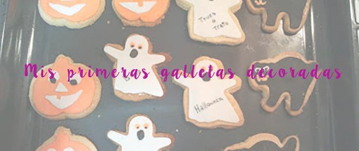 mis primeras galletas decoradas