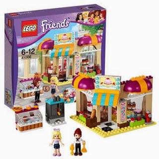 Lego Friends La pastelería