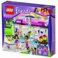 Lego Friends Tienda de animales