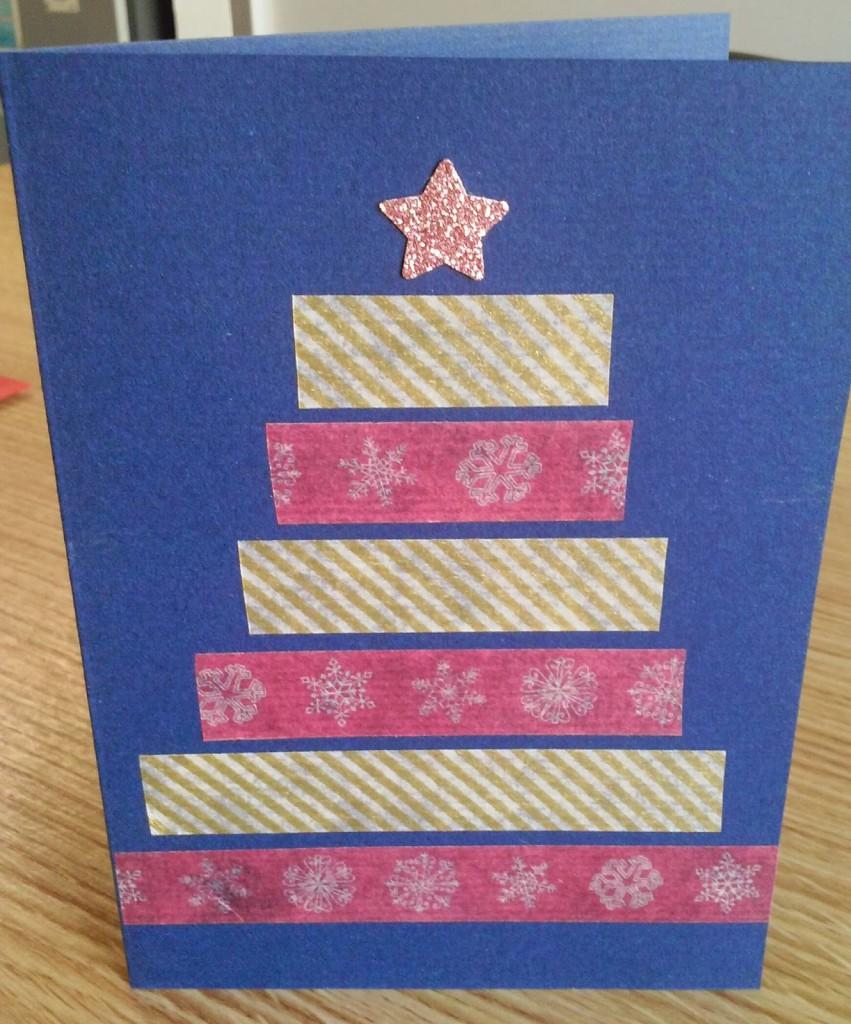 DIY Postales de Navidad