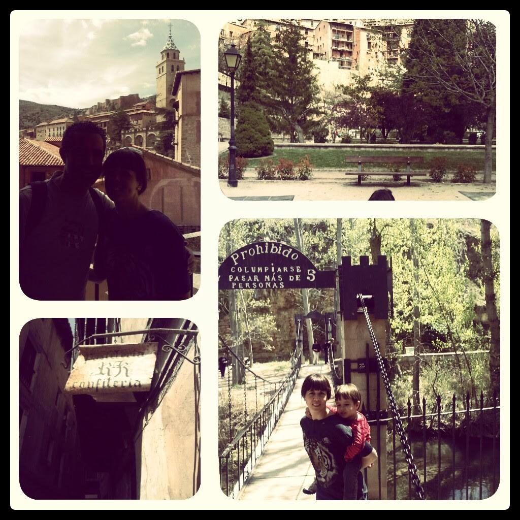 Teruel existe. Albarracín