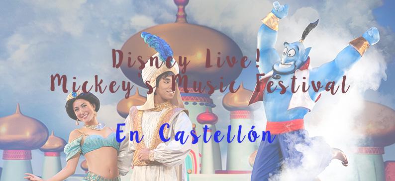 Disney Live en Castellon