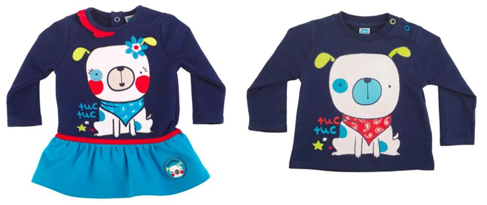 Vestir-conjuntados-a-niño-y-niña-con-tuctuc