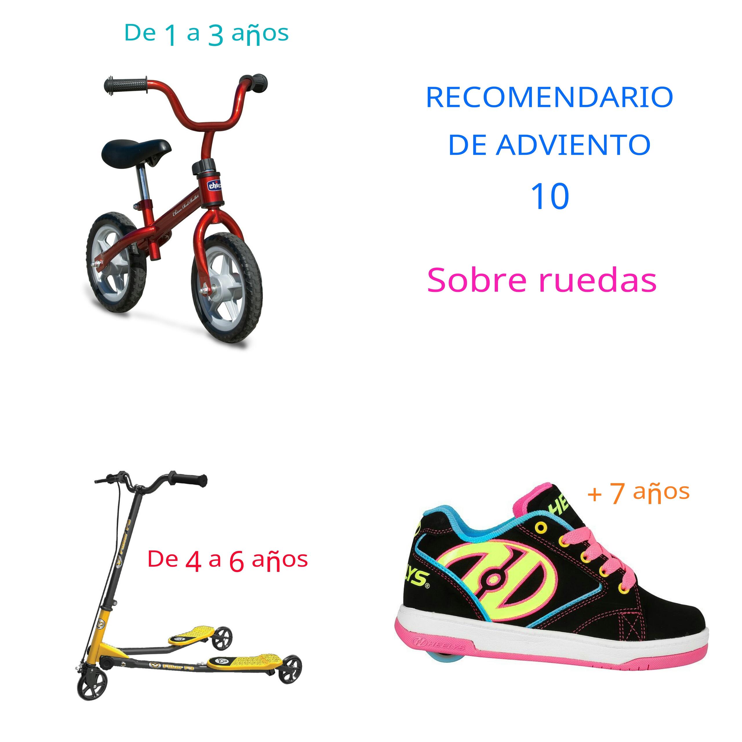 Ideas Para Regalar A Niños Recomendario De Adviento Días 7 A 12
