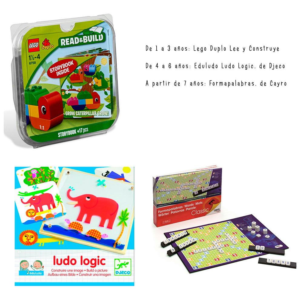 Ideas para regalar a niños 1