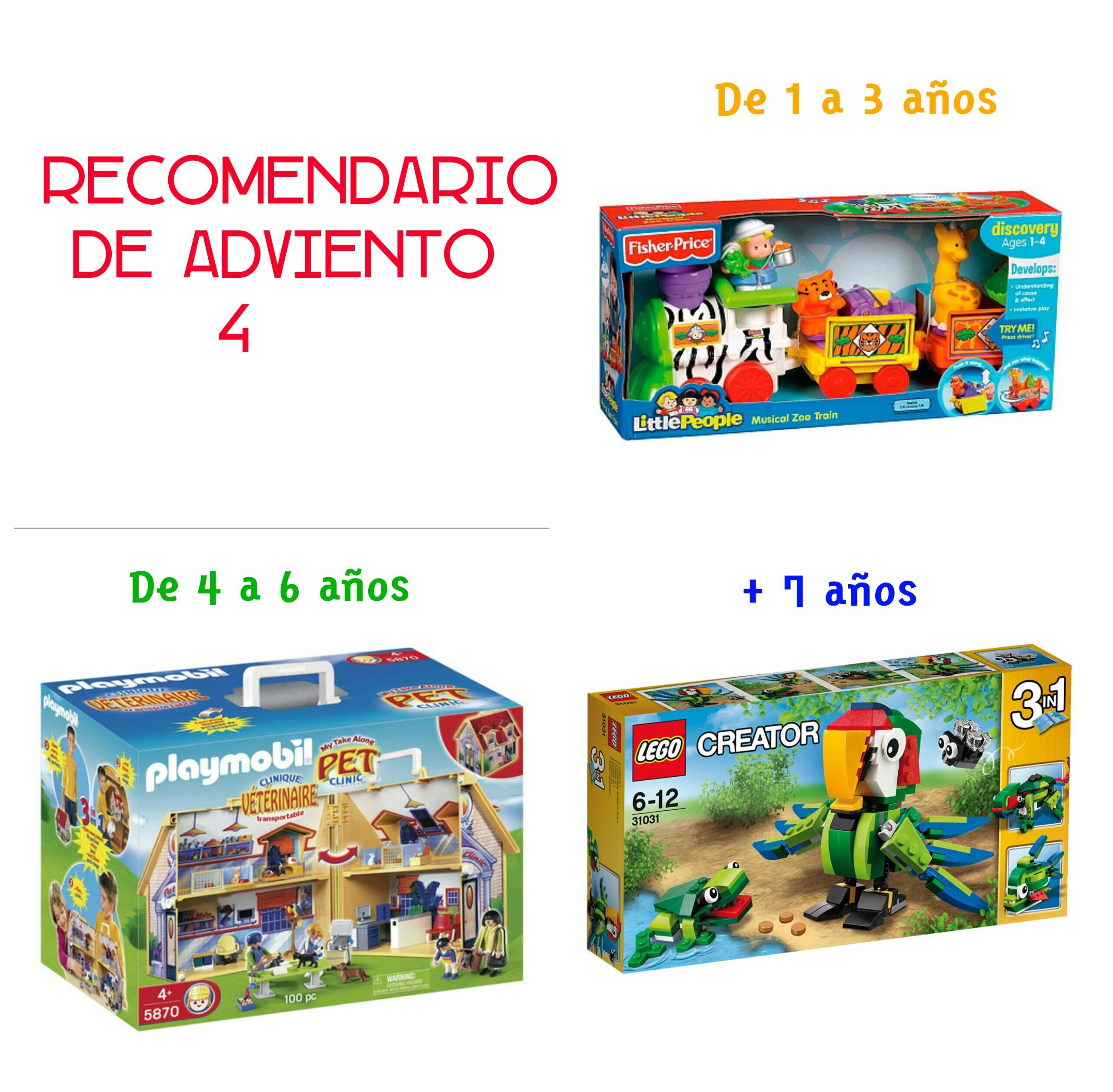 Ideas para regalar a niños 4