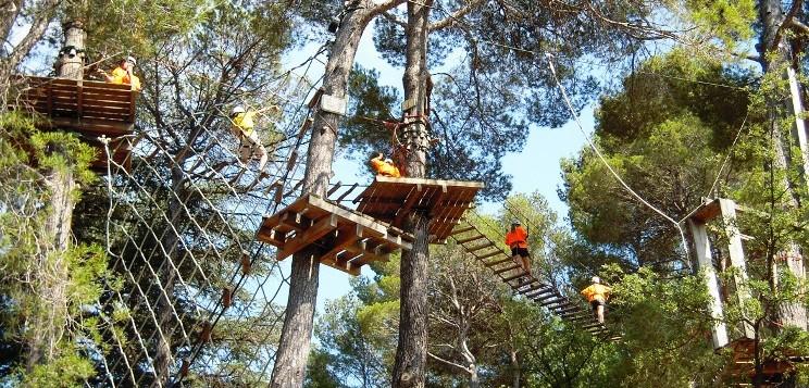 Excursiones con niños en Castellón. Saltapins