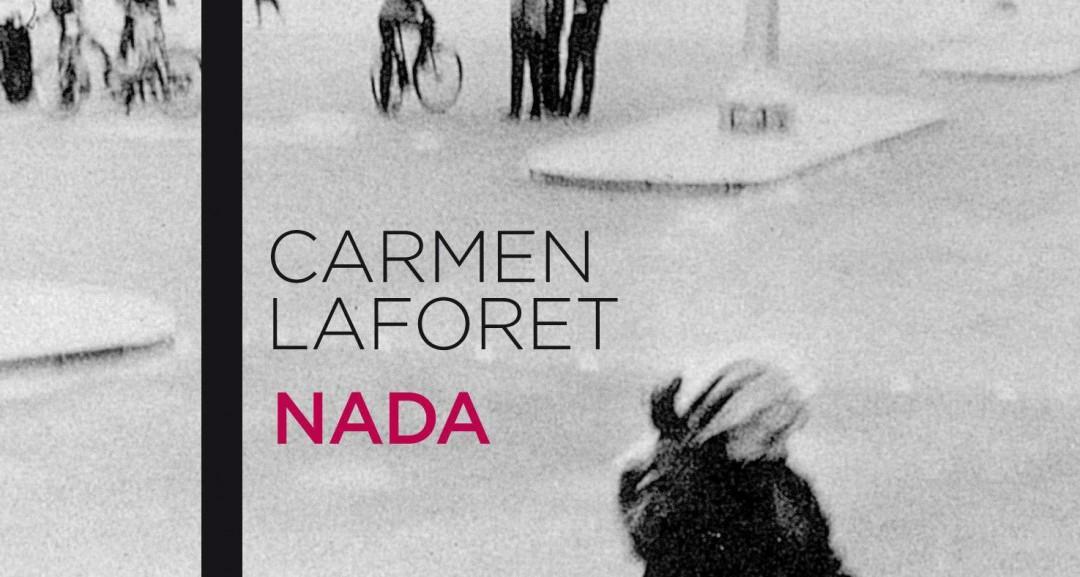 libro Nada, de Carmen Laforet