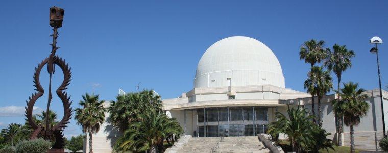 Excursiones con niños en Castellón. Planetario