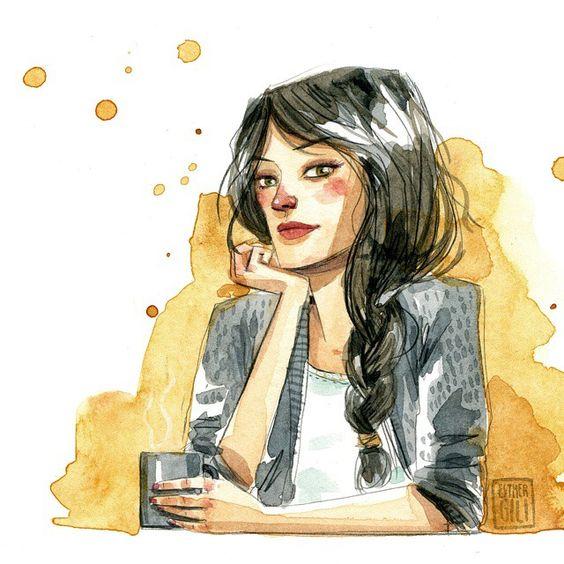 Decorar con láminas. Esther Gili