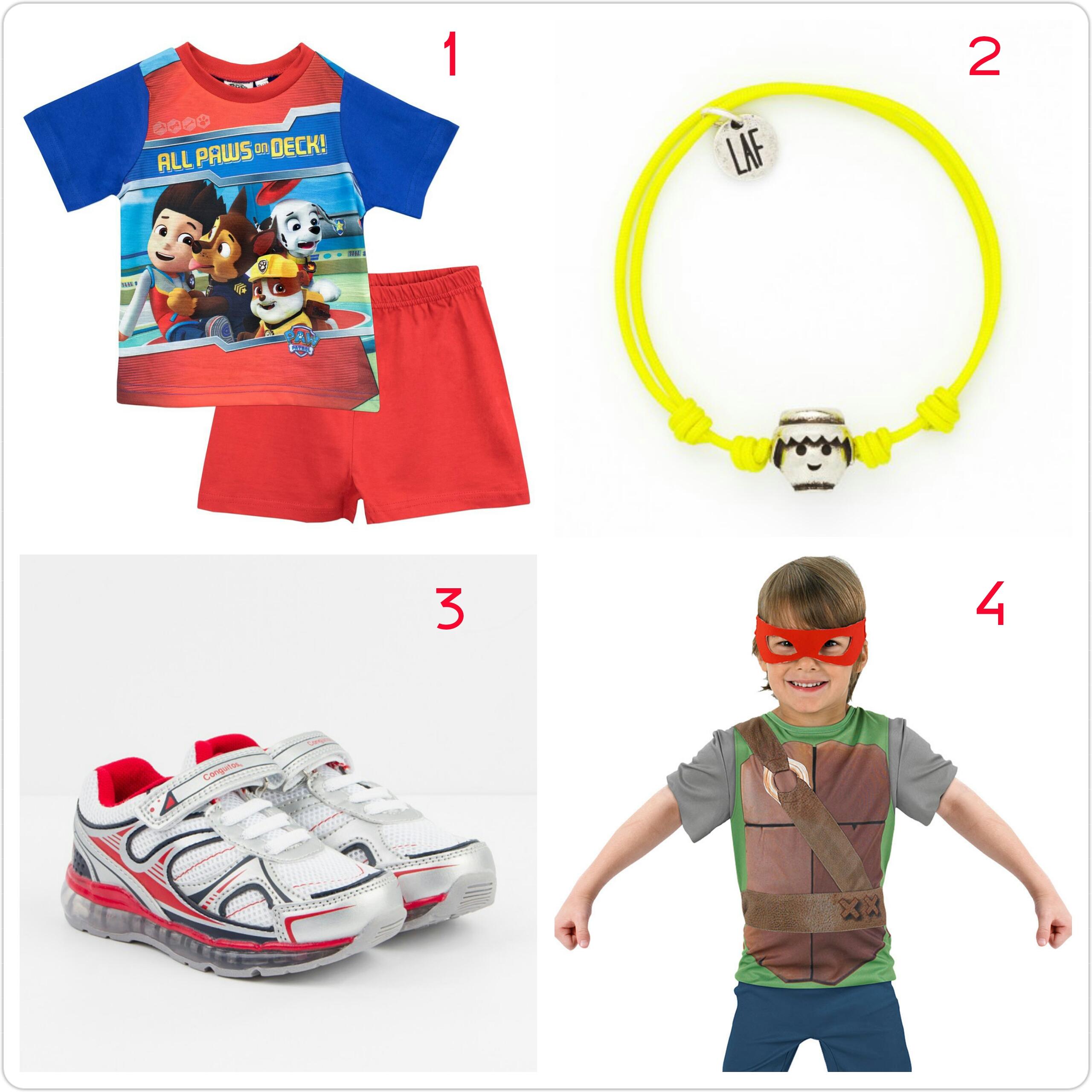 Ideas de regalo niño 5 años