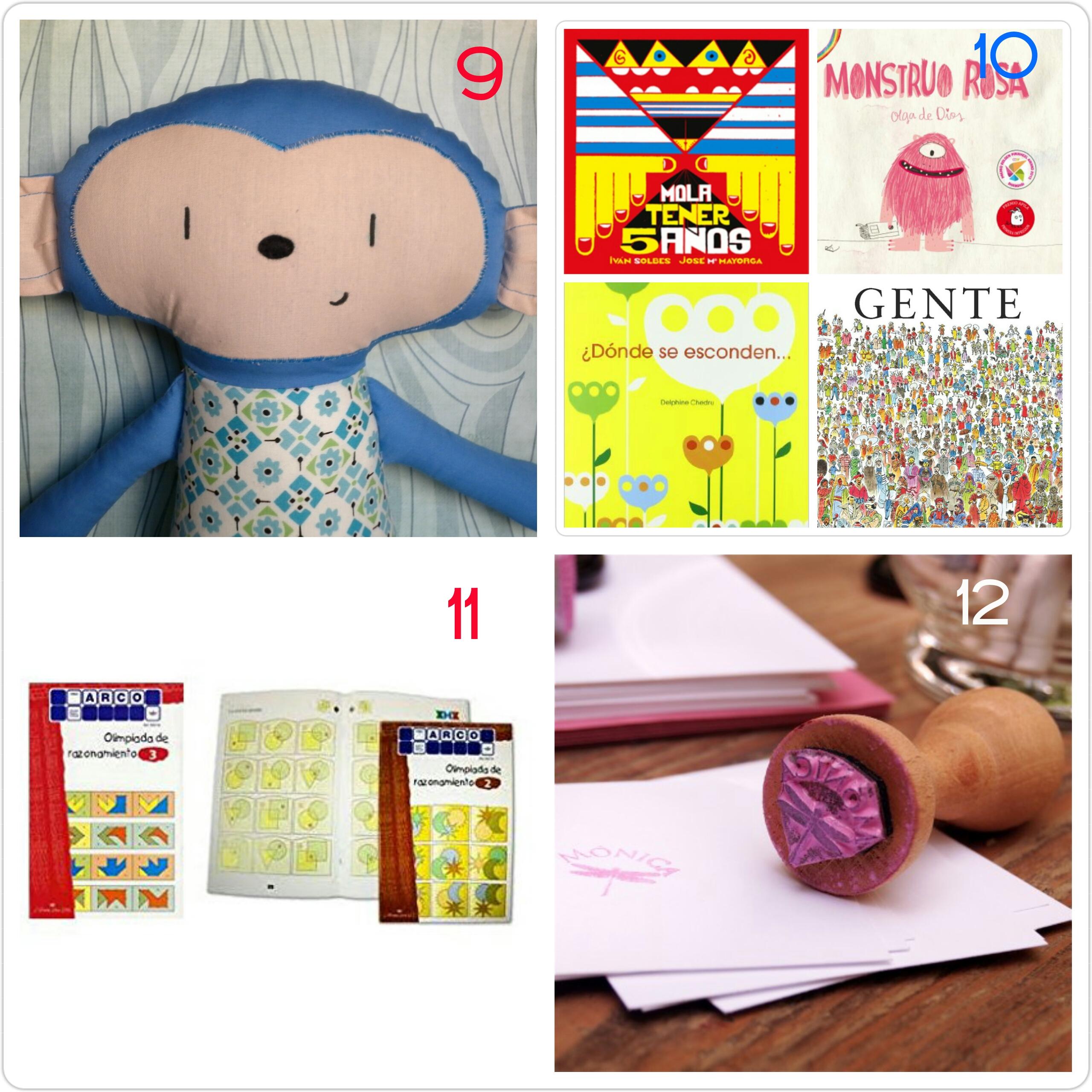 Ideas de regalos para niño de 5 años