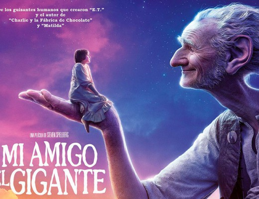 Película Mi amigo el gigante