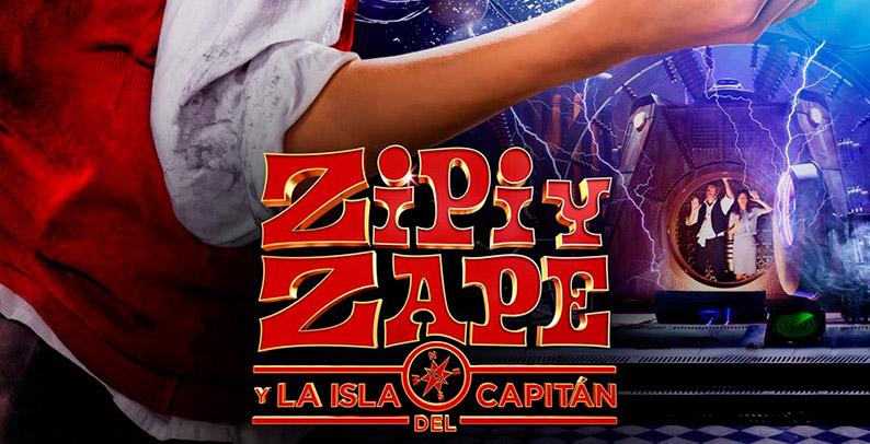 Peli Zipi y Zape y la Isla del Capitán