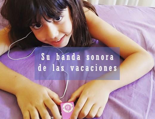 Viajar con niños: su banda sonora de las vacaciones