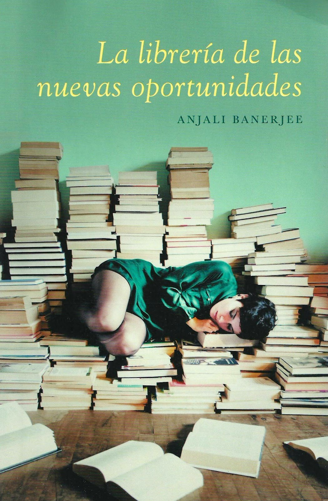 """Libro """"La librería de las nuevas oportunidades"""". Uno al mes"""
