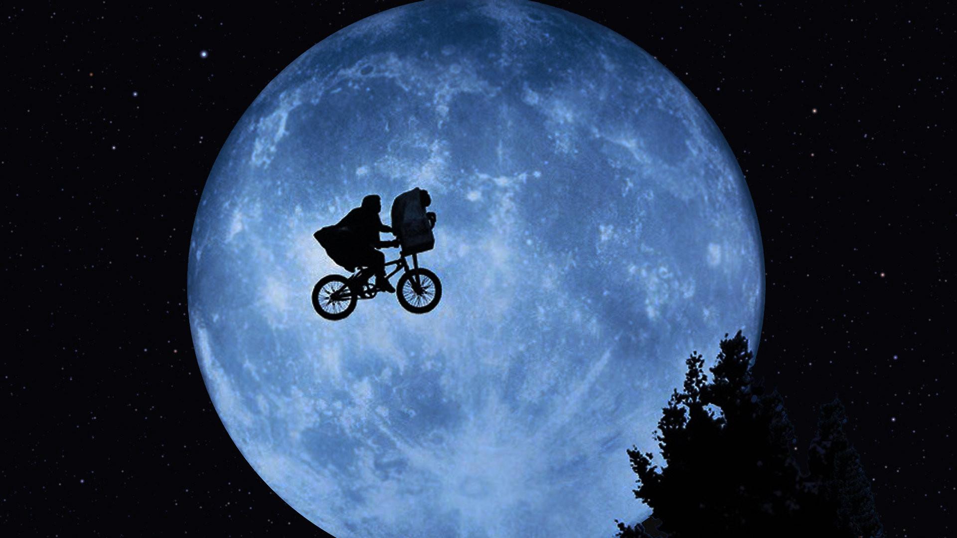 Cine en familia. E.T. El Extraterrestre