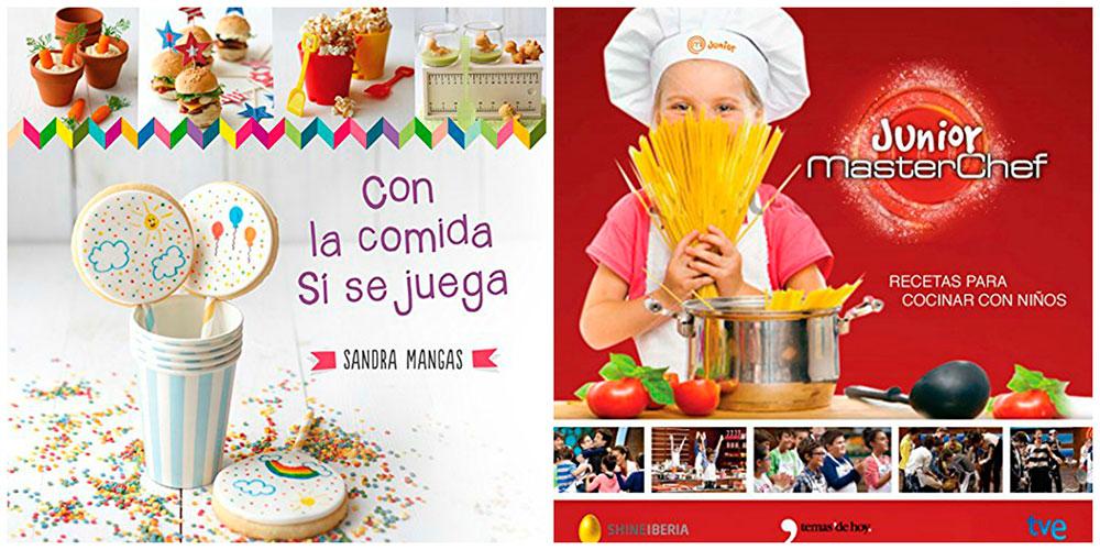 Los beneficios de cocinar con ni os el blog de golosi for Libro cocina para ninos