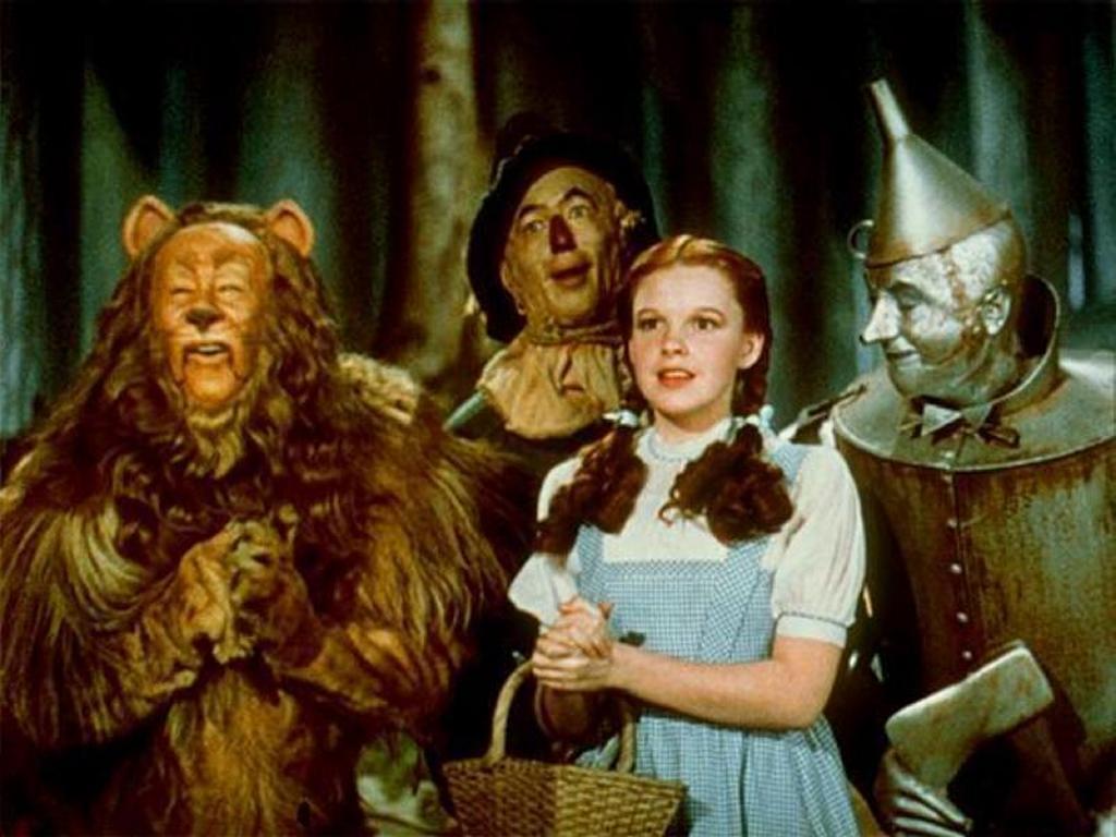 Cine en familia. El Mago de Oz