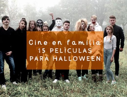 15 películas para Halloween