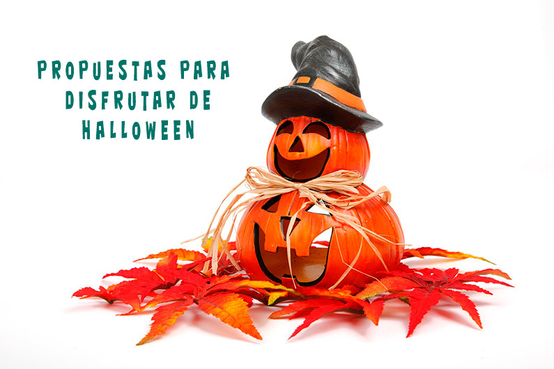 Ideas para disfrutar de Halloween