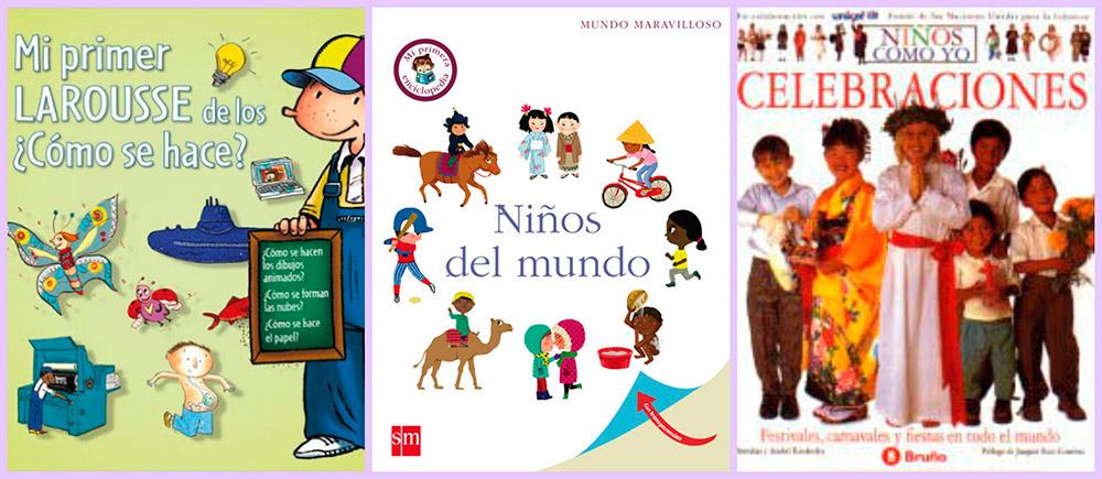Libros de curiosidades para niños