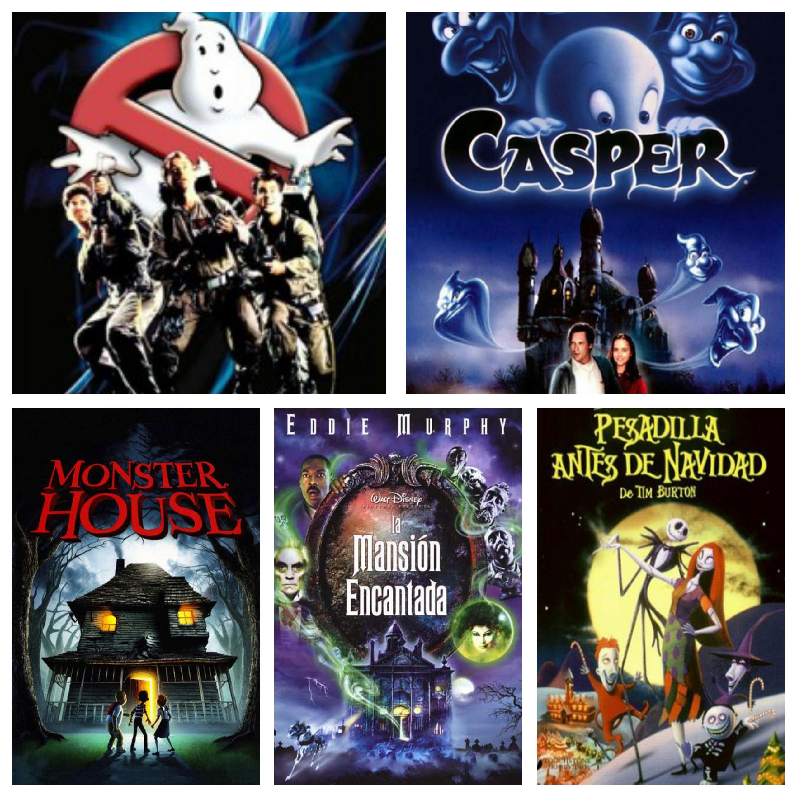Películas para Halloween