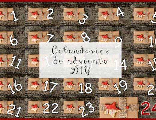 Inspiración para hacer tu calendario de adviento