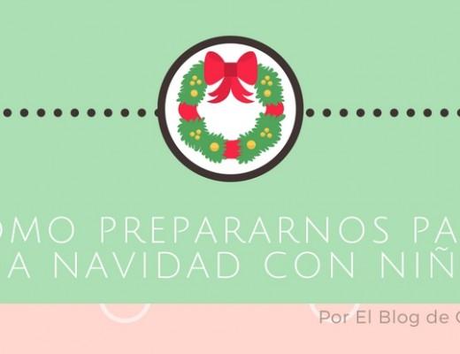 Consejos para organizarnos una navidad con niños