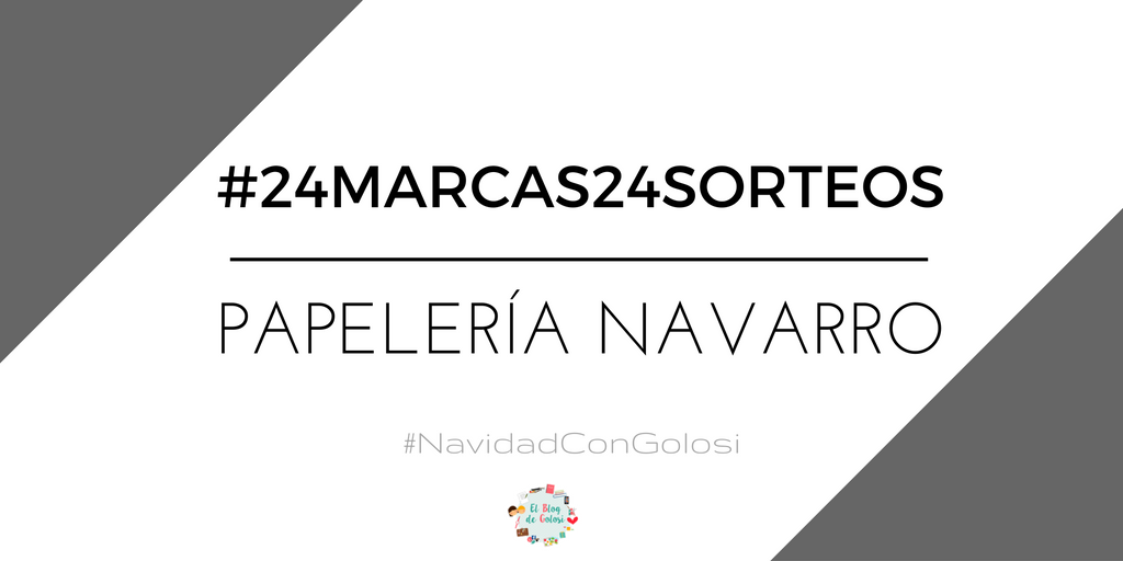 24marcas24sorteos Papelería Navarro