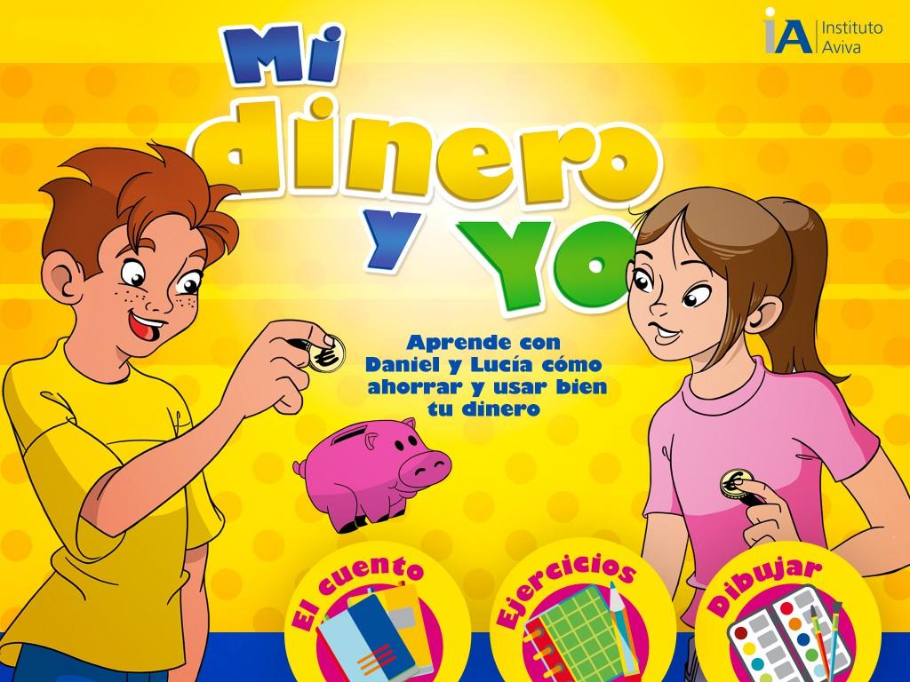 App Mi dinero y yo: Educación financiera para niños