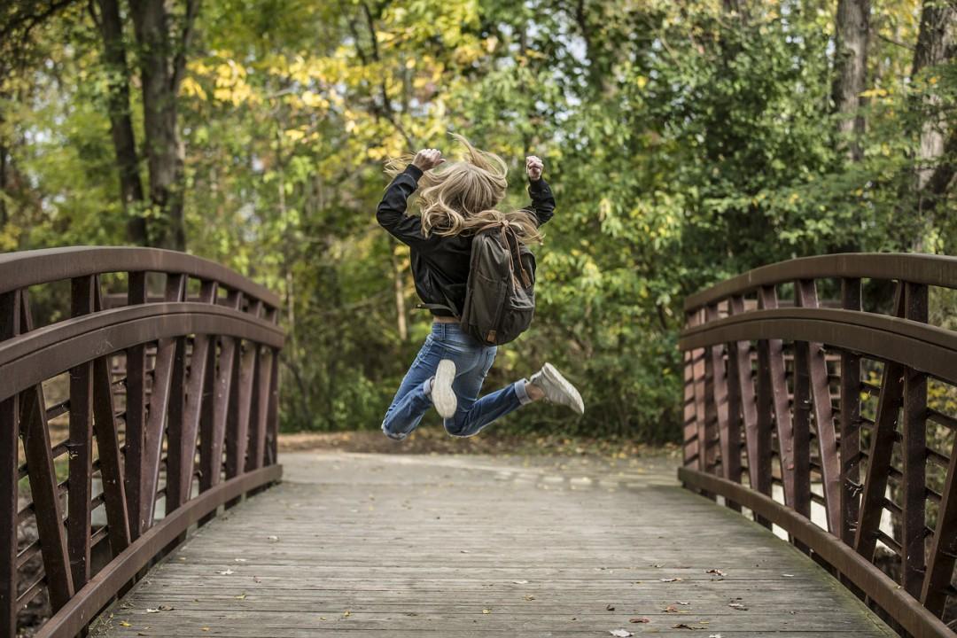 cómo hacer niños felices