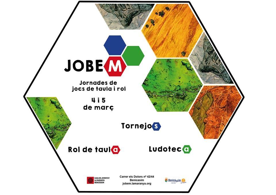Jobem Jornadas De Juegos De Mesa Y Rol El Blog De Golosi